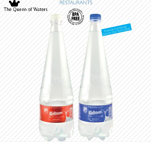 Buy MINERAL WATER CALIZZANO