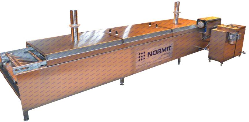 Buy Конвейерная фритюрница NormitOil