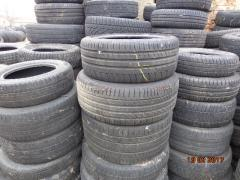 Self-selection:  used tires from warehouse in Slovakia