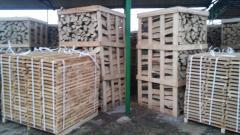 Palivové drevo, buk, jaseň, hrab, dub, breza veľkoobchodné z Ukrajiny