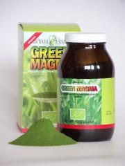 Green Barley / Zelený jačmeň