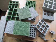 GRP /glass fibre reinforced plastic/ gratings