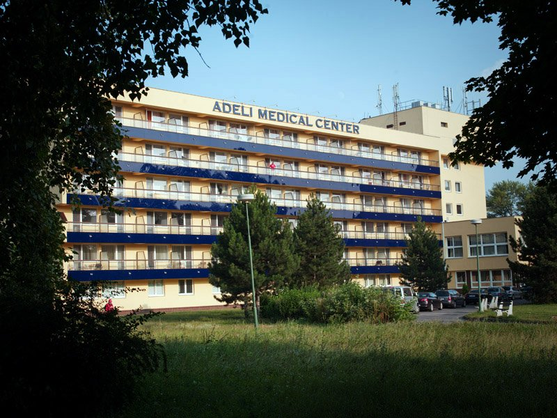Order Rehabilitation center Adeli